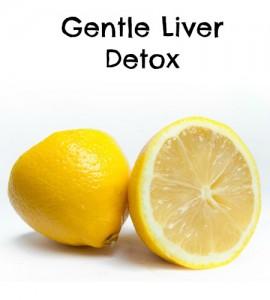 Lemon Liver Detox