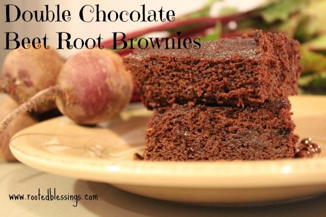 Beet Root Brownies