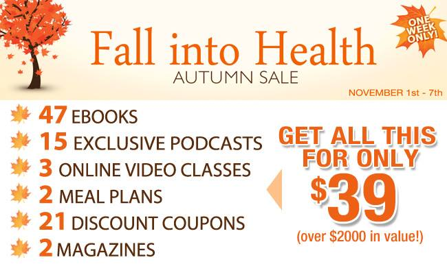 fall-into-health-sale-for-tentpole