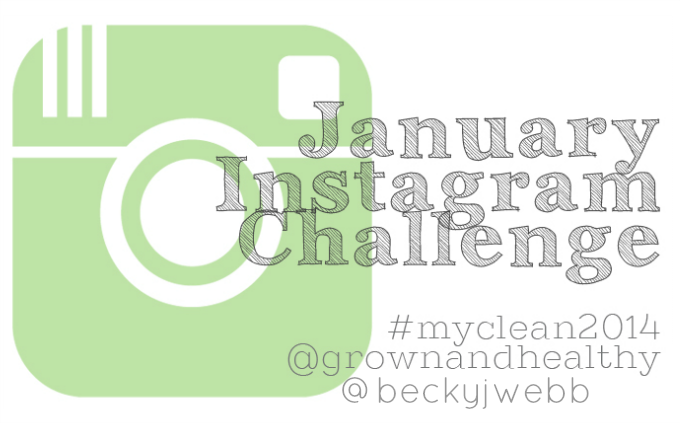 January Instagram Challenge
