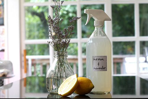 Lemon and Lavender All-Purpose Cleaner