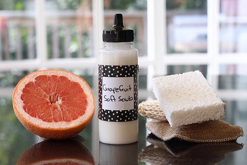 Grapefruit Softscrub