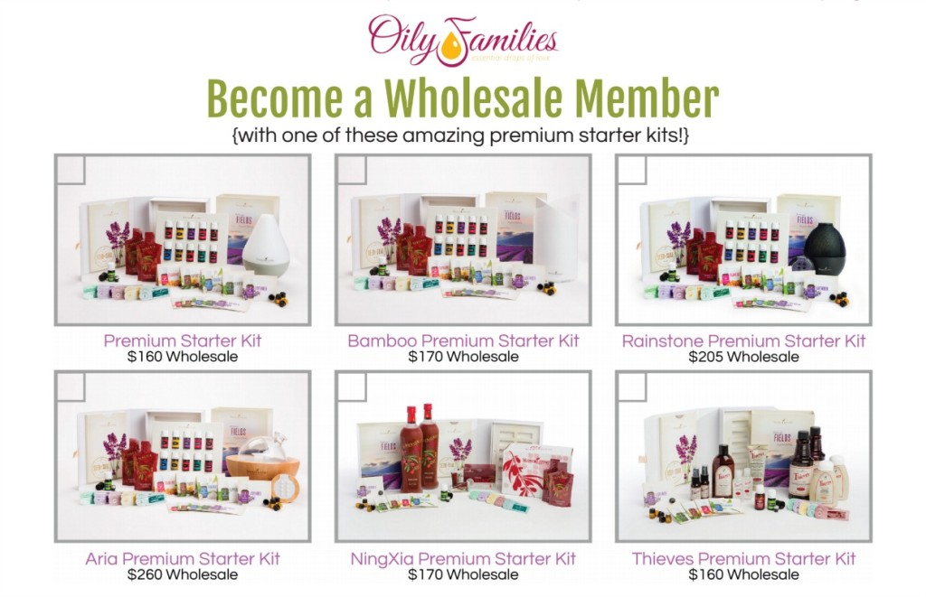 Become a Wholesale Member