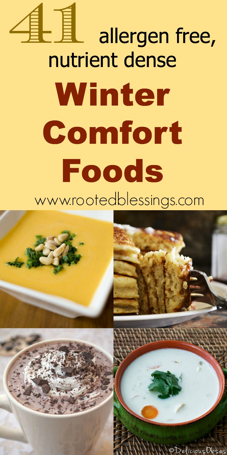 winter comfort foods